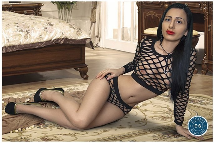 Julia is a hot and horny Spanish escort from Glasgow City Centre, Glasgow