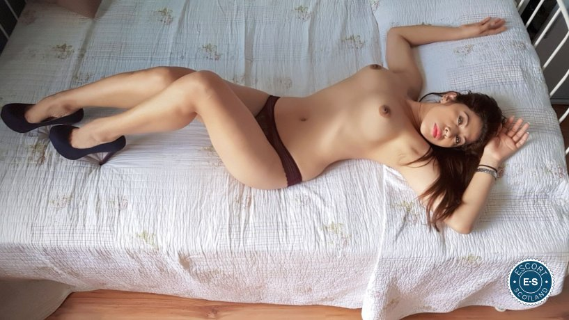 Sofia Sexy is a top quality Spanish Escort in Glasgow City Centre