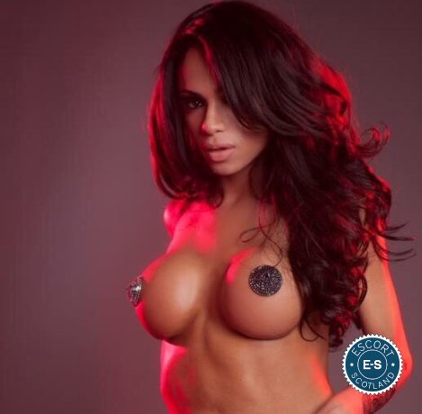 Meet the beautiful TS Sara Rios in Glasgow City Centre  with just one phone call