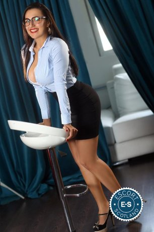 Stela is a super sexy Spanish escort in Falkirk Town, Falkirk