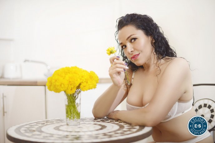 Erika Morales is a sexy Spanish Escort in Dundee