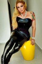 TS Brigitte Von Bombom - transexual escort in Glasgow City Centre