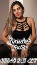 Spend some time with Jesika le Bond in Dundee; you won't regret it
