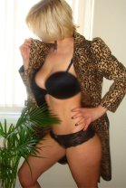 Lucia - female escort in Edinburgh